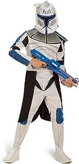 Star Wars Clone Wars–Disfraz Capitán Rex–Niños