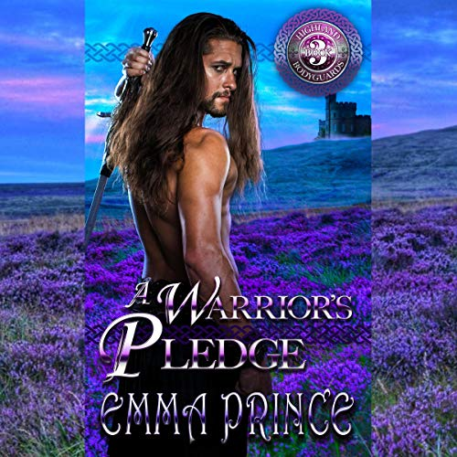 A Warrior's Pledge  audiobook cover art