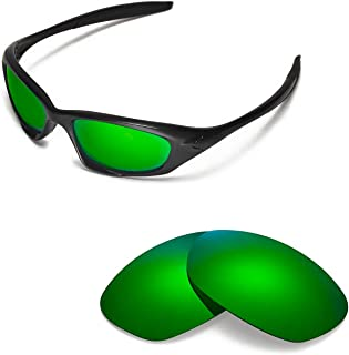 Walleva Replacement Lenses for Oakley Twenty (2012&After) Sunglasses - Multiple Options