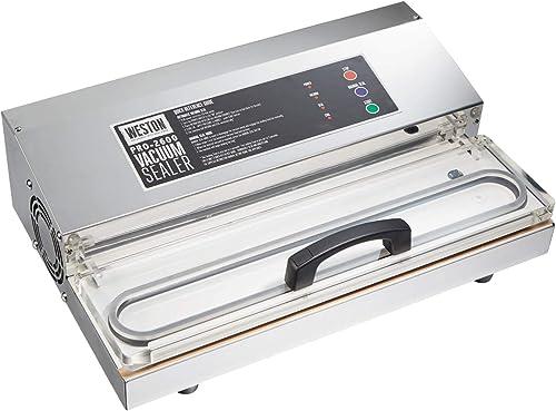 new arrival Weston sale outlet online sale Pro-2600 Vacuum Sealer online sale