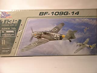 21st Century Toys--1/32 Scale WW II German Bf 109G-14---Plastic Model Kit