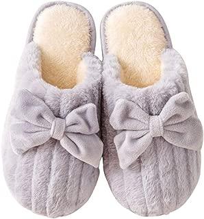 [Youngfull] 2色 IG人気 レディース スリッパ 可愛い 美脚 人造ウサギ毛 滑り止め 静音 洗える おしゃれ あったか ルームジューズ もこもこ 防寒 スリッパ 冬 靴 室内履き 部屋用 オールシーズン用