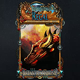 Regal     Godsland, Book 6              By:                                                                                                                                 Brian Rathbone                               Narrated by:                                                                                                                                 Chris Snelgrove                      Length: 8 hrs and 55 mins     2 ratings     Overall 4.5