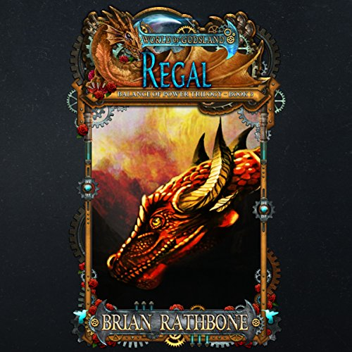 Regal audiobook cover art