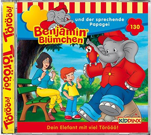 Folge 130: Benjamin und der sprechende Papagei