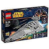 LEGO Star Wars Imperial Star Destroyer Kids Building Playset | 75055