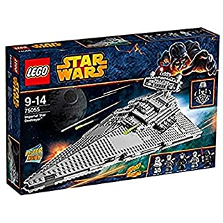 LEGO Star Wars 75055 - Imperial Star Destroyer (B00HNSRYYM) | Amazon price tracker / tracking, Amazon price history charts, Amazon price watches, Amazon price drop alerts