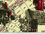 Zanderino ab 1m: Cooler Dekostoff, Amerika-Motive,