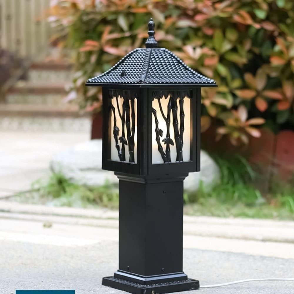 Ksovv Outdoor Garden Post Light Selling Door Waterproof IP65 OFFicial store L Landscape