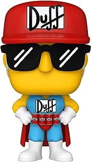 Funko Pop! Animación: Simpsons - Duffman