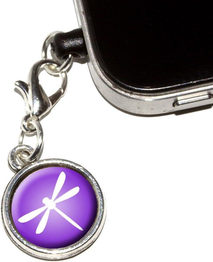 Purple Dragonfly Max 40% OFF Glow Universal Fit Headset Brand Cheap Sale Venue Earphone Jack 3.5mm