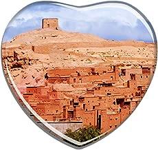 Kasbah Aït Benhaddou Marrakesch Marokko Kühlschrank 3D
