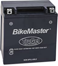 New BikeMaster TruGel Motorcycle Battery - 2010-2013 Ducati Hypermotard 821