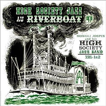 High Society Jazz au Riverboat