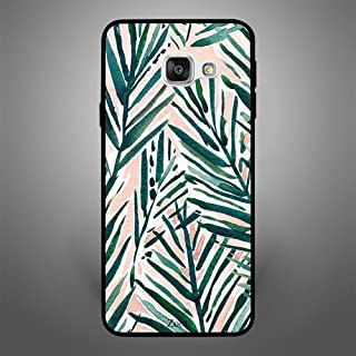 Samsung Galaxy A5 2016 Bamboo Leaves pattern, Zoot Designer Phone Covers