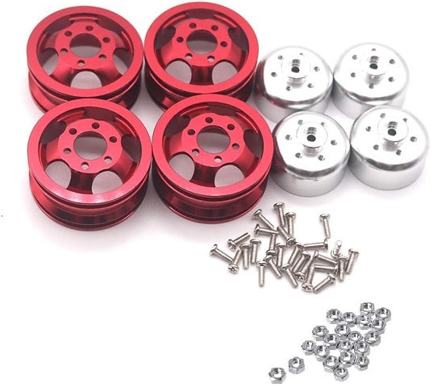 Zhusha Upgrade Lowest price challenge Metal 25% OFF Wheel Rim Kit Hub WPL B1 for Suitable