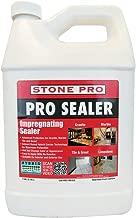 Stone Pro Pro Sealer - Impregnating Sealer for Granite, Marble, Tile and Grout - 1 Gallon