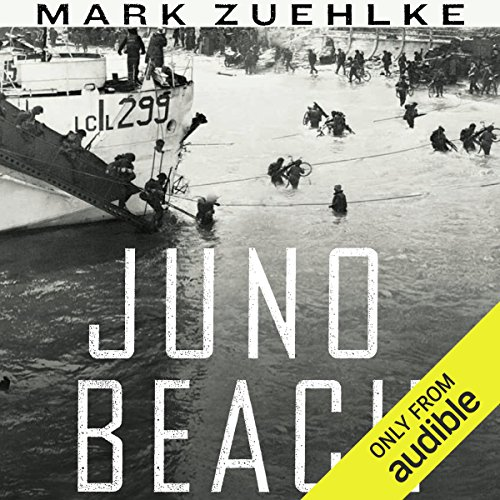 Juno Beach  audiobook cover art