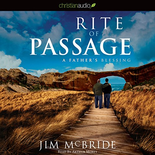 Rite of Passage audiobook cover art