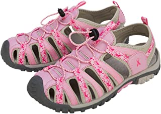 GreaterGood Path to Pink Sport Sandals