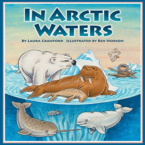 In Arctic Waters audiobook cover art