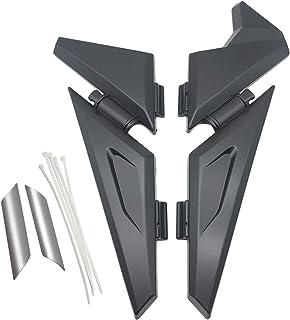 Homyl Conjunto de proteção para painel lateral de preenchimento de moldura serve para BMW R1200GS R1250GS Adventure 2013-2...