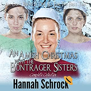 Amish Bontrager Sisters Complete Collection cover art
