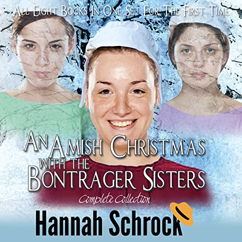 Amish Bontrager Sisters Complete Collection audiobook cover art