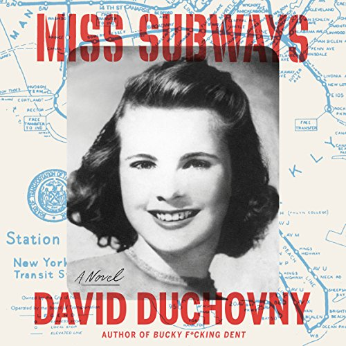 Miss Subways audiobook cover art