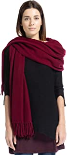 minnie rose cashmere fringe shawl