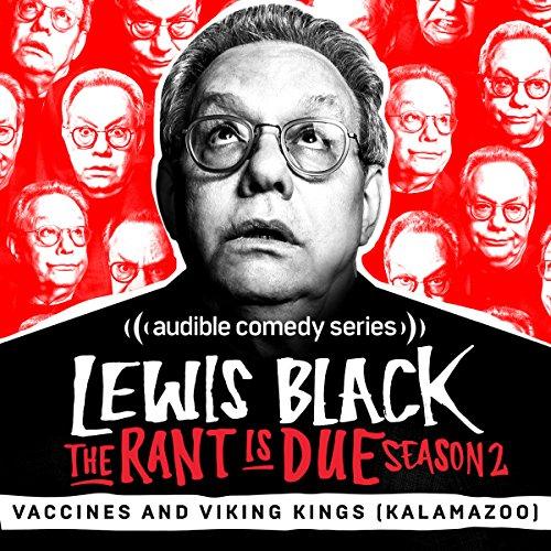 Ep. 5: Vaccines and Viking Kings (Kalamazoo) audiobook cover art