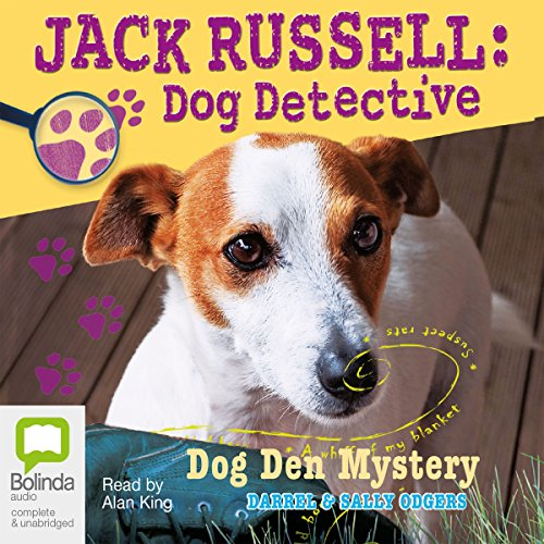 Jack Russell, Dog Detective cover art