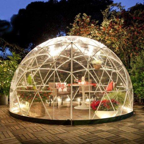 Abrigo jardín Garden Igloo 10 m² 33244 _ 1: Amazon.es: Jardín