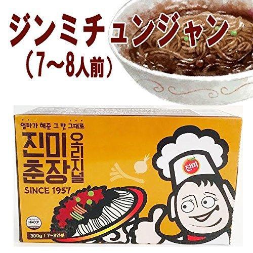 Jjajang Koreanische schwarze Bohnenpaste 300g