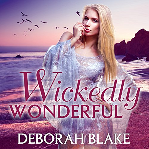 Wickedly Wonderful audiobook cover art