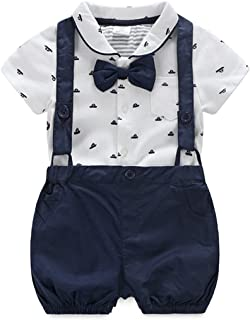 Baby Boys Gentleman Outfits Suits