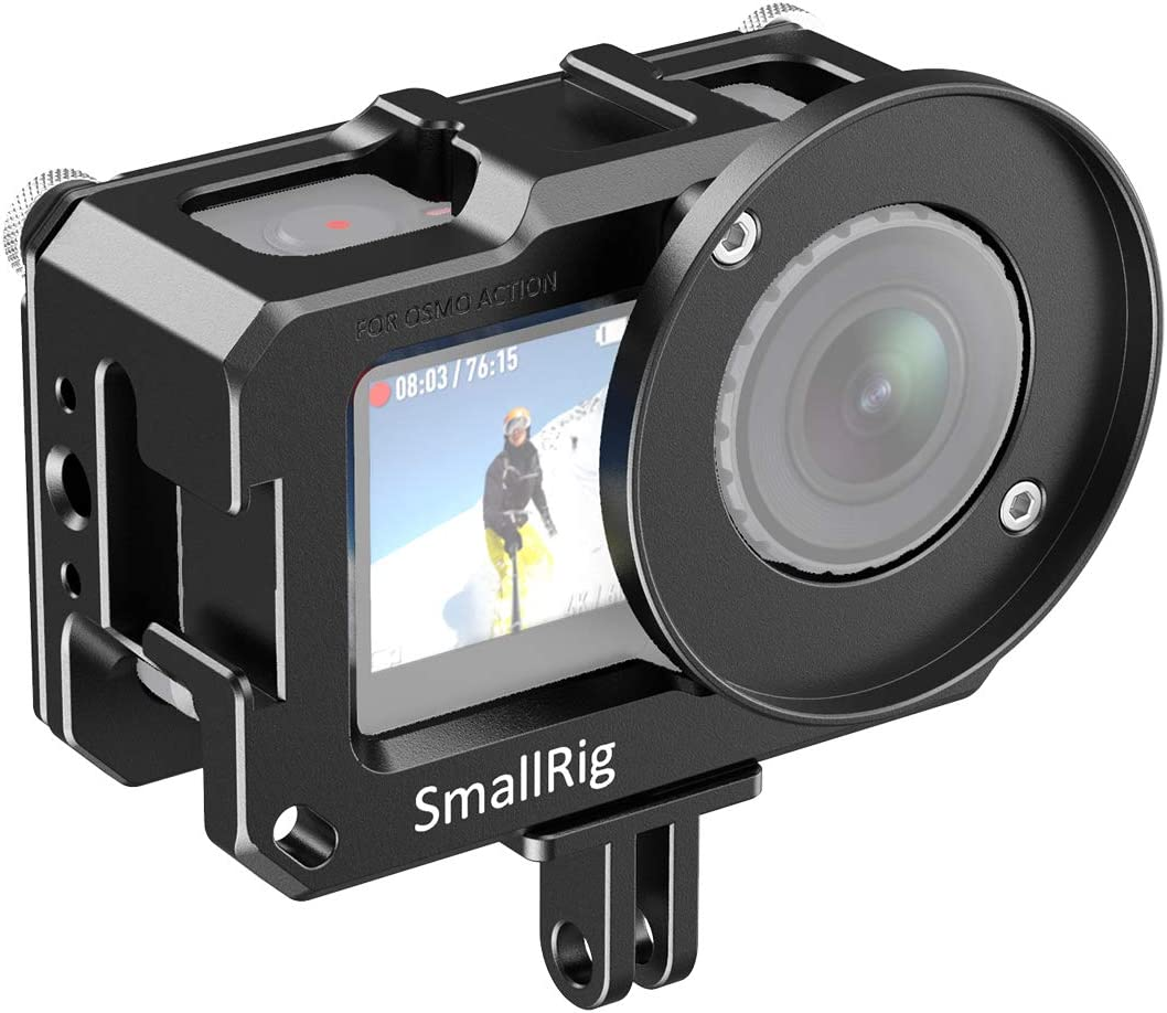 SmallRig Colorado Springs Mall Video Vlogging Camera Frame Cage DJI for Osmo Quality inspection Action Ca