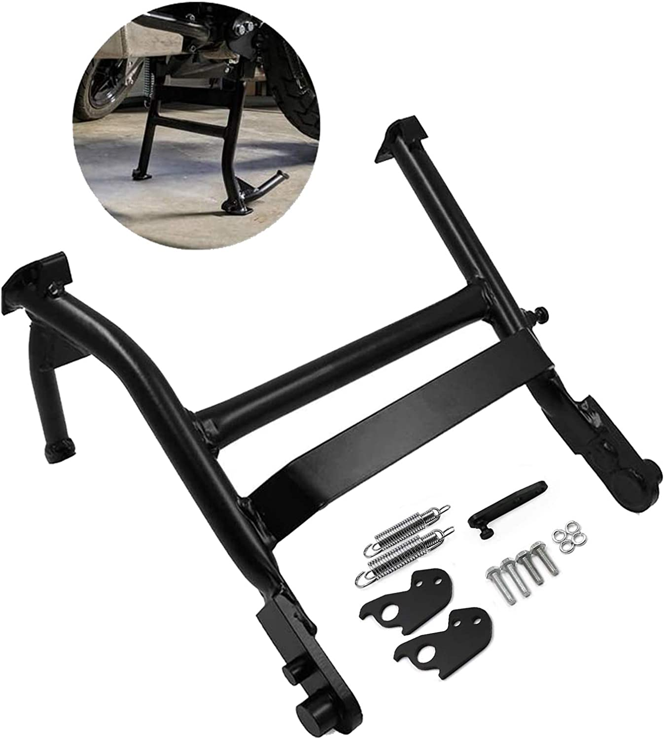 BAIONE Center Stand Replacement for 2008-2018 KLR650 Genuine Kawasaki Mo NEW before selling ☆