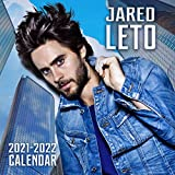 Jared Leto 2021-2022 Calendar: 18 Months 2021-2022 calendar with Jared Leto