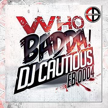 Who Badda - Single