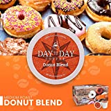 Day To Day Coffee Pods, Compatible with Keurig 2.0 Brewers, Box of 120 Count Donut Blend Medium Roast Single Serve Pods