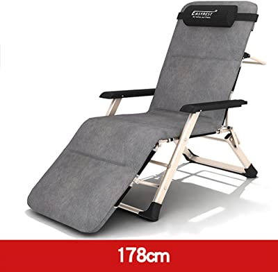Amazon.com: ZR – Silla de balcón reclinable \ silla de ...