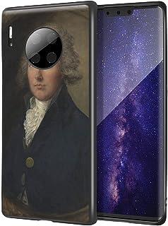 Thomas Gainsborough Huawei Mate 30 Pro用ケース/ファインアート携帯電話ケース/高解像度ジクレーレベルUV複製プリント、携帯電話カバー(ウィリアム・ピット)