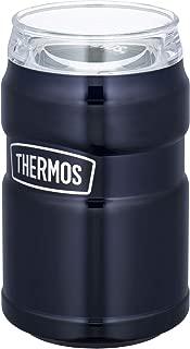 サーモス 保冷缶ホルダー ミッドナイトブルー 350ml用 ROD-002 MDB