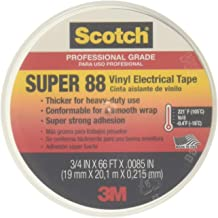 Scotch Super 88 Electrical Tape, 3/4