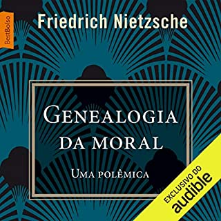 Genealogia da moral [On the Genealogy of Morals]                   By:                                                                                                                                 Friedrich Nietzsche                               Narrated by:                                                                                                                                 Fabio Matsuoka                      Length: 5 hrs and 54 mins     1 rating     Overall 5.0