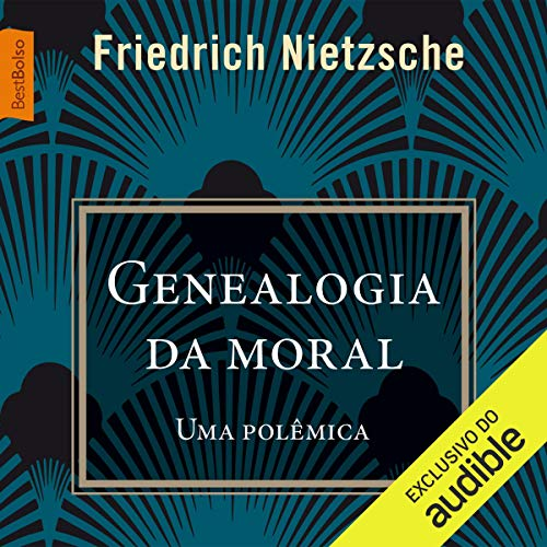 Couverture de Genealogia da moral [On the Genealogy of Morals]