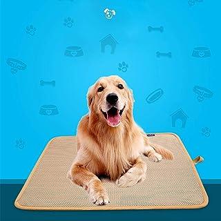 e0144704376b ZKYB Cojín para Mascotas Almohada para Dormir Respirable Pet Mat Perro  colchón Primavera Verano Grande Jaula