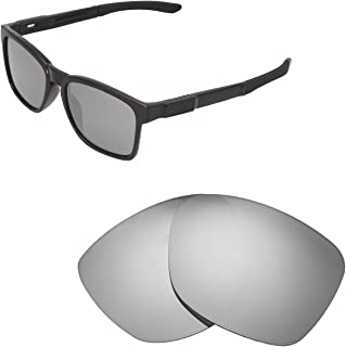 Walleva Replacement Lenses for Oakley Catalyst Sunglasses - Multiple Options Available