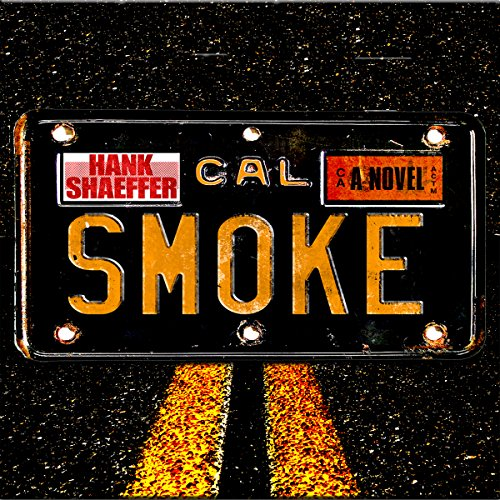 California Smoke audiobook cover art